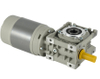 73mm DC Worm Gear Motor